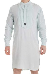 L'Homme Invisible Sensations Nightshirt Loungewear Blue HW13...
