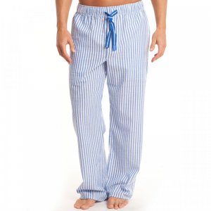 Papi Striped Loungewear Pyjama Pants Blue 627211-437