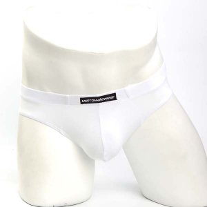 MIIW Sunbathing Brief Underwear White 2007-00