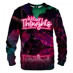 Mr. Gugu & Miss Go Wilder Thoughts Unisex Sweater S-PC1280