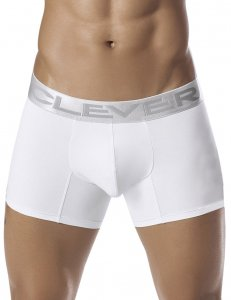 Clever Day by Day Boxer Brief Underwear White 2266