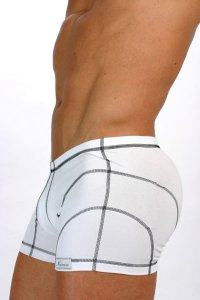 Narciso Boxer Brief Underwear JONY 049 WHITE