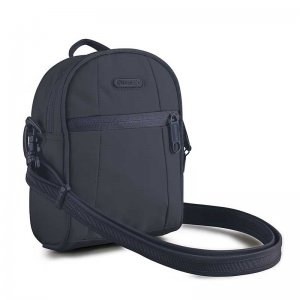 Pacsafe Metrosafe 100 GII Anti-Theft Shoulder Bag Midnight B...