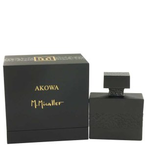 M. Micallef Akowa Eau De Parfum Spray 3.3 oz / 97.59 mL Men'...