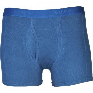 Lupo Opening Boxer Brief Underwear Blue 660-2