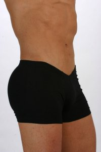 Narciso Boxer Brief Underwear WAL 041 BLACK