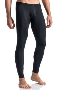 MANstore M103 Bungee Leggings Pants Black 2-07337/8000