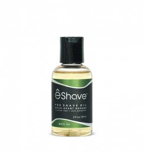 eShave Pre Shave Oil White Tea 2 oz 732009