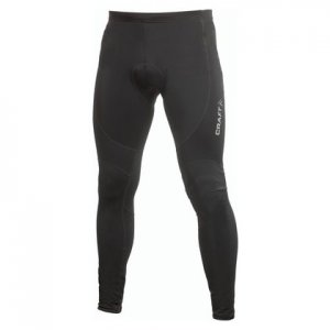 Craft Active Bike Thermal Tights Pants Black/Platinum 1900469