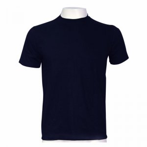 Minerva Outwear Short Sleeved T Shirt Navy 19410