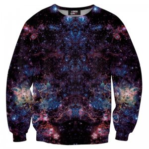 Mr. Gugu & Miss Go Milky Way1 Unisex Sweater S-PC072
