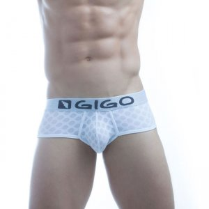 Gigo TALC WHITE Brief Underwear