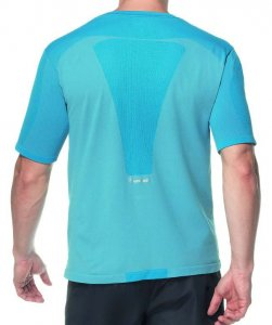 Lupo Comfort Fit Running Seamless Dry Short Sleeved T Shirt ...