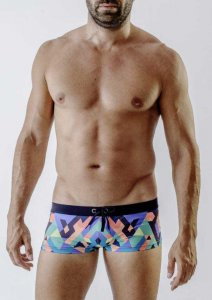 Geronimo Square Cut Trunk Swimwear 1720B2-1