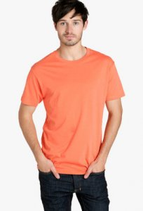 AS Colour Paper Short Sleeved T Shirt 5002
