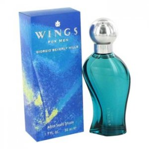 Giorgio Beverly Hills Wings After Shave 1.7 oz / 50.28 mL Me...