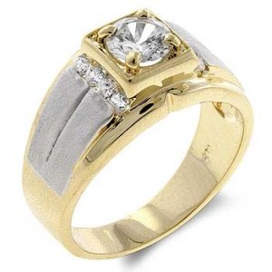 J Goodin Men's Ring R07173L-C01