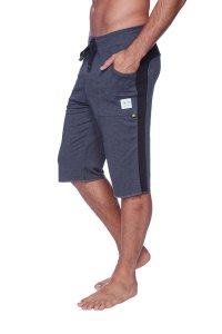 4-rth Eco Track Shorts Charcoal/Black