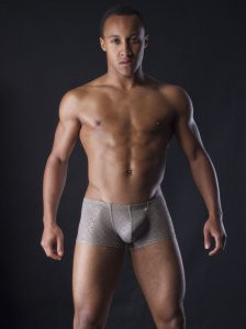 MANstore M259 Mini Pants Boxer Brief Underwear Sesam 2-08284/1306