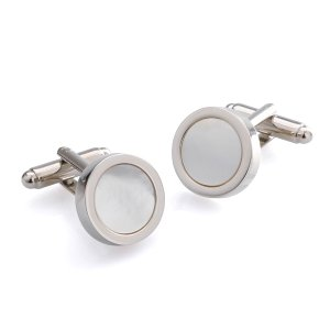 Duncan Walton Norm Cufflinks Mother Of Pearl C1931B