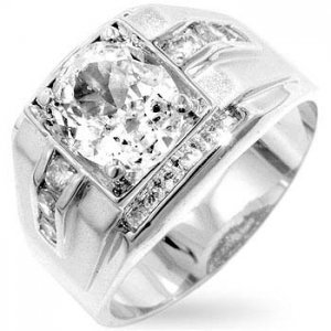 J Goodin Men' s Ring R07307N-C01