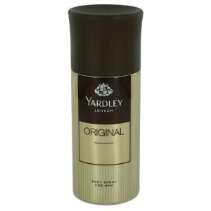 Yardley London Yardley Original Deodorant Body Spray 5 oz / 147.87 mL Men's Fragrances 543551