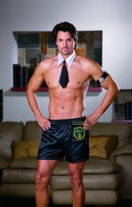 Dreamguy Strip Search Costume Set 6327