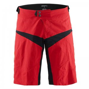 Craft Performance Bike Loose Fit Shorts Bright Red 1900683