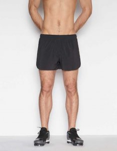C-IN2 Grip Athletic Running Shorts Black 4965