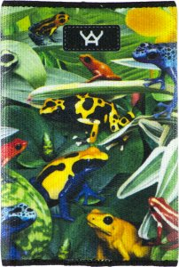 YaYwallet Dart Frogs Wallet 1081