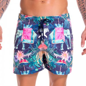 Jor Elephant Square Cut Trunk Swimwear 0913