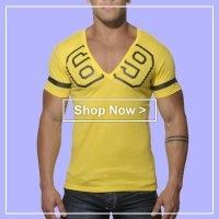 Men's Short Sleeved T Shirts