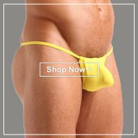 Men's G String Underwear