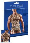 Svenjoyment Powernet Muscle Top T Shirt Camouflage 2160960