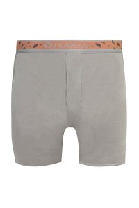 Nukleus Seed Collection Seed Of Greatness Loose Boxer Shorts Underwear Grey N-SE-03