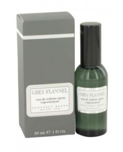 Geoffrey Beene Grey Flannel Eau De Toilette Spray 1 oz / 30 ...