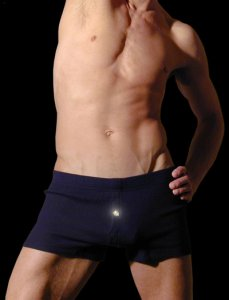 QZ Bodywear Couture Waffle Boxers 15-44-275-3