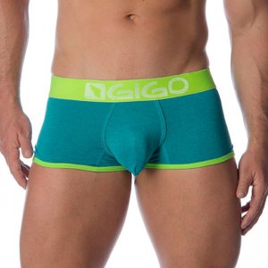Gigo ROUGH GREEN Short Boxer Underwear G02095