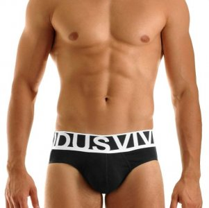 Modus Vivendi Eternal Brief Underwear Black 02412