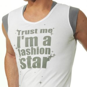 Doreanse Fashion Star Muscle Top T Shirt 2009