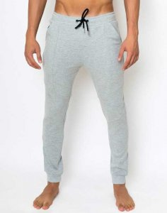 Supawear Apex Sweat Pants Grey Marle TP21APGM