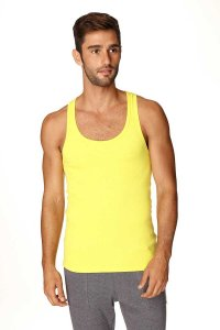 4-rth Sustain Tank Top T Shirt Tropic Yellow
