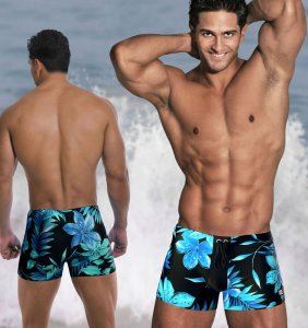 Falocco Collection Malibu Trunk Swimwear