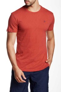 Mr.Swim The Classic Short Sleeved T Shirt Cardinal