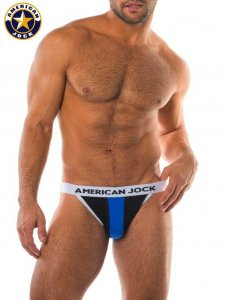 Go Softwear A J Sports Jock Strap Underwear Black Combo 8539