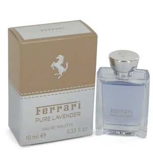 Ferrari Pure Lavender Mini EDT (Unisex) 0.33 oz / 9.76 mL Me...