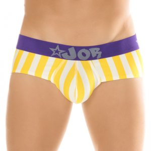Jor POWER Brief Underwear Yellow