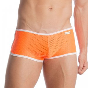 Gigo JOCKSPREE ORANGE Short Boxer Underwear G02106