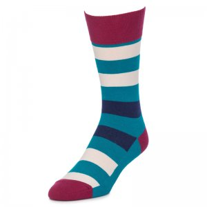 Strollegant COMMANDER Crew Socks Blue