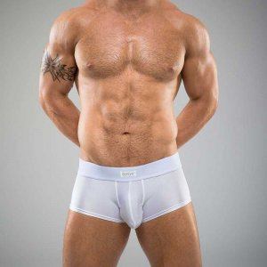 Sukrew Alabas Full Trunk Underwear Daylight White SFT-PE-025-0000
